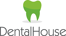 Dental House Retina Logo